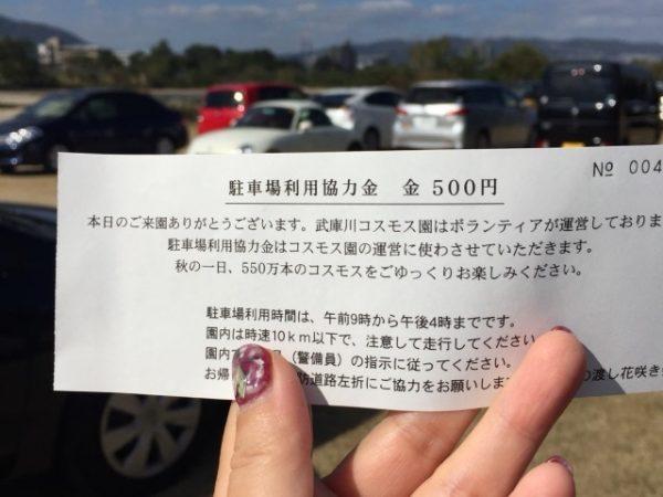 尼崎コスモス500料金
